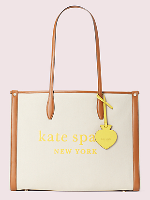 market canvas large tote by kate spade new york non-hover view