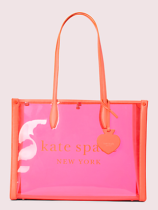 market see-through large tote by kate spade new york non-hover view