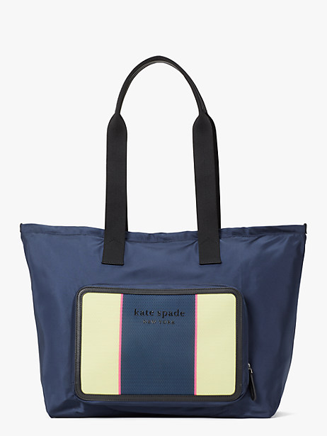 journey packable large tote by kate spade new york