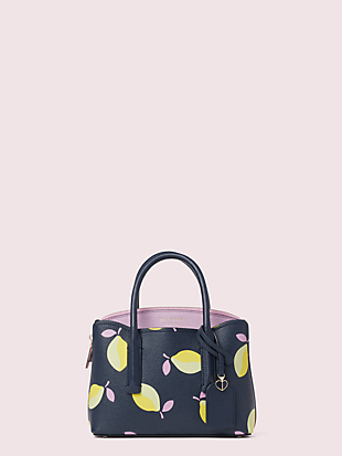 margaux lemons mini satchel by kate spade new york non-hover view