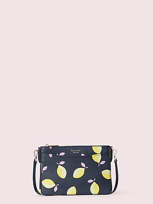 margaux lemons medium convertible crossbody by kate spade new york non-hover view