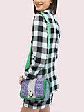 nicola knit twistlock medium shoulder bag, , s7productThumbnail