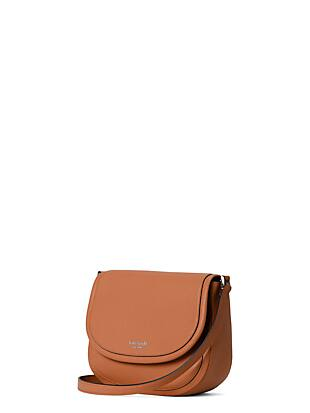 roulette large saddle bag by kate spade new york hover view