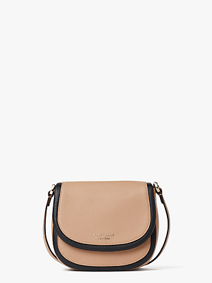 roulette small saddle bag by kate spade new york non-hover view