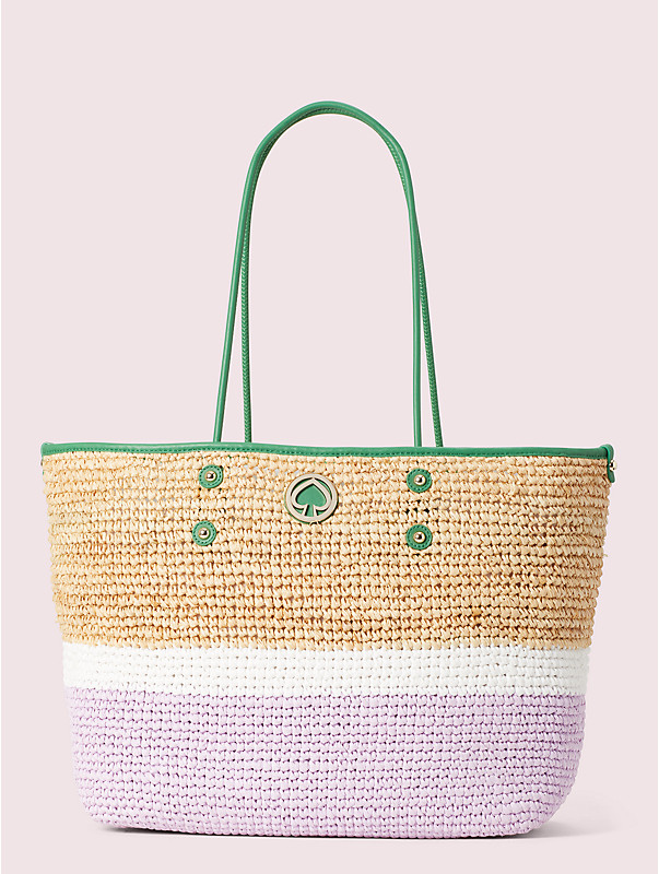 straw large tote, , rr_large