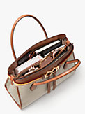 toujours canvas large satchel, , s7productThumbnail