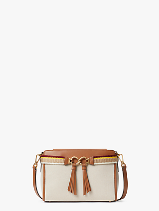 toujours canvas medium crossbody by kate spade new york non-hover view