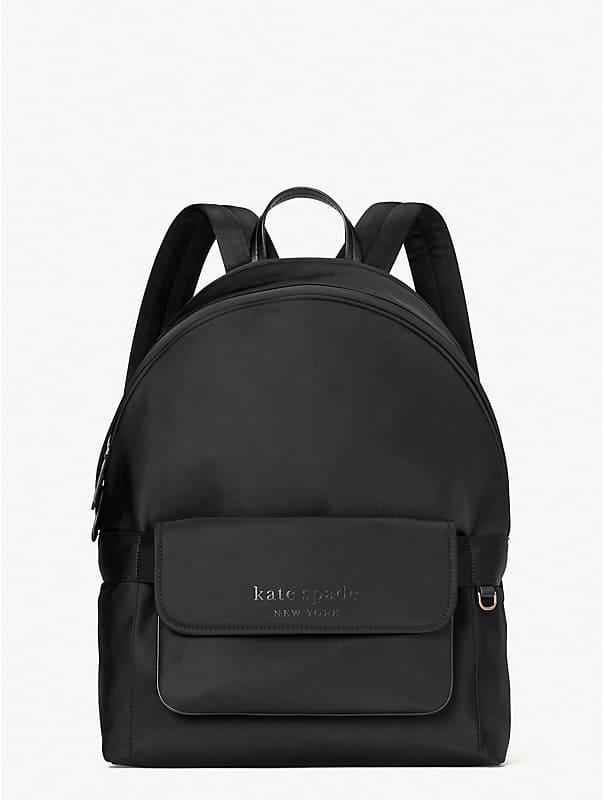 journey nylon large backpack, , rr_large