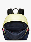 journey colorblock nylon large backpack, , s7productThumbnail
