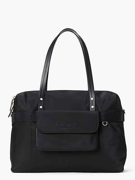 journey nylon duffle bag by kate spade new york
