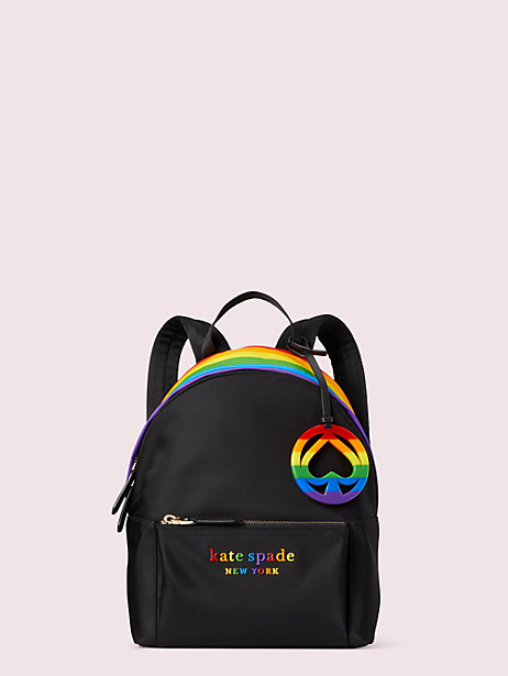 rainbow backpack by kate spade new york