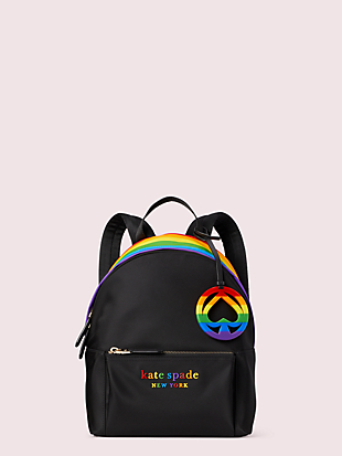 rainbow backpack by kate spade new york non-hover view