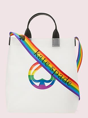 케이트 스페이드 레인보우백 Kate Spade rainbow tote,multi