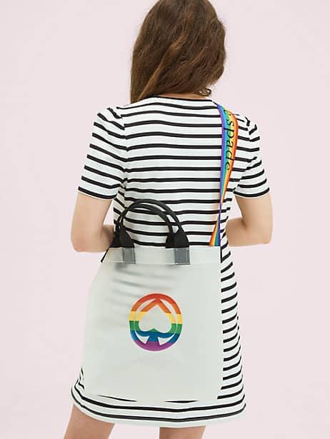 rainbow tote, multi, productThumbnail