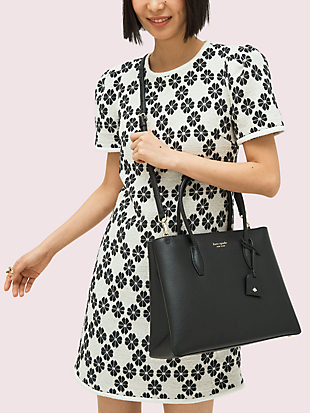 eva medium top zip satchel by kate spade new york hover view