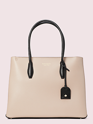 eva medium top zip satchel by kate spade new york non-hover view