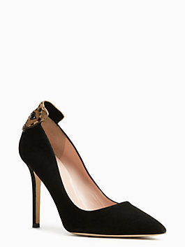 lina heels, black, medium