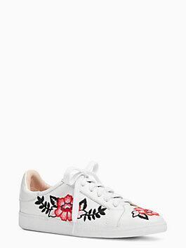 everhart sneakers, white, medium