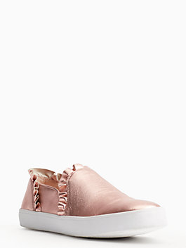 lilly sneakers, rose gold, medium