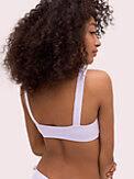 daisy buckle bikini top, , s7productThumbnail