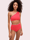 scallop wave high-waist bottom, , s7productThumbnail