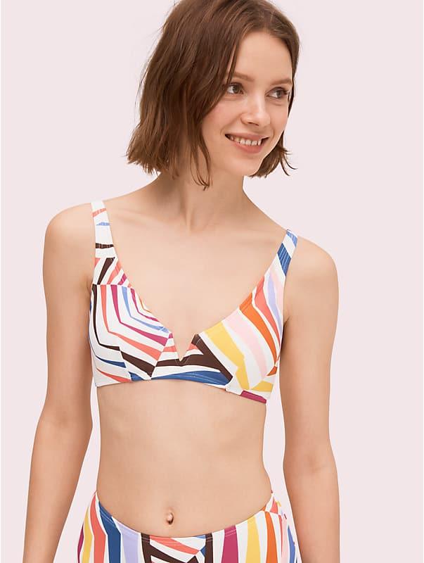 geobrella v-wire bikini top, , rr_large