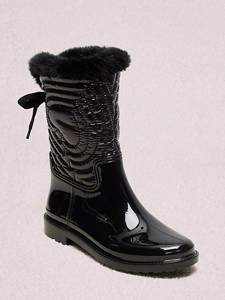 stormy boots by kate spade new york