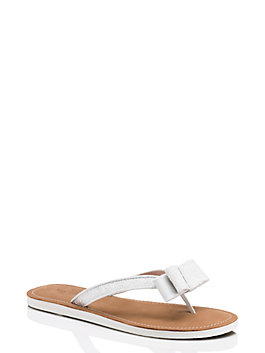 icarda sandals, powder white, medium