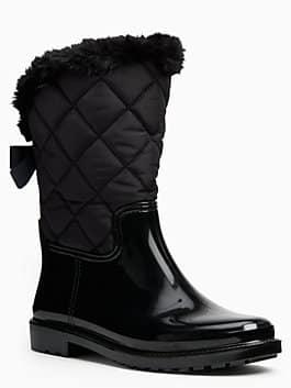 reid boots, black, medium