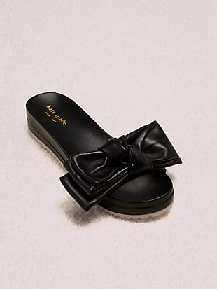 zorie slide sandals by kate spade new york hover view
