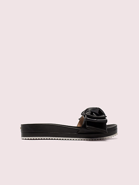 zorie slide sandals by kate spade new york