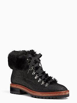 rosalie boots, black, medium