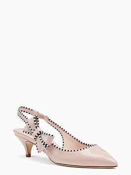ollie heels, pale pink, medium