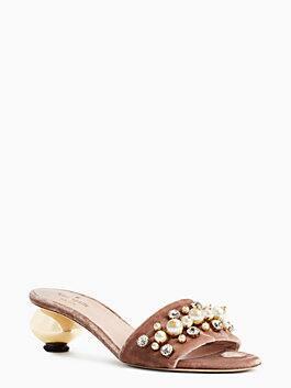 penrose sandals, fawn, medium