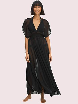 palm beach cover-up dress by kate spade new york non-hover view