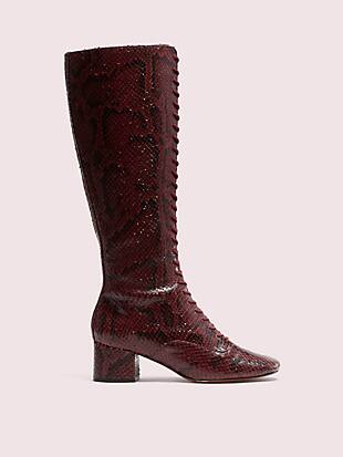 lake lace-up boots by kate spade new york hover view