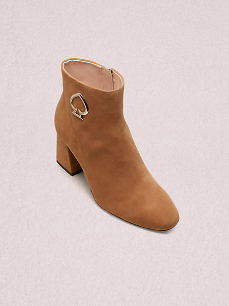 alihandra boots, biscotti, large by kate spade new york