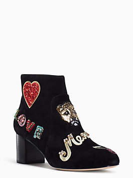 liverpool boots, black, medium
