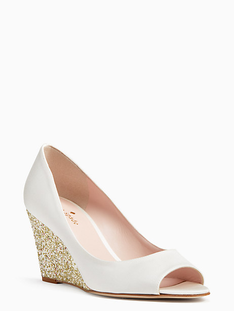 radiant wedges by kate spade new york