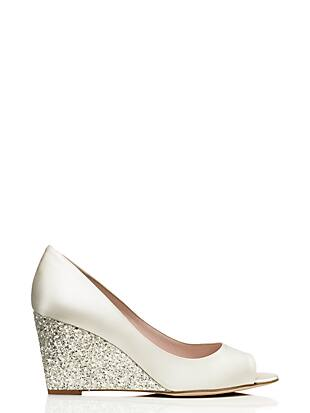 radiant wedges by kate spade new york hover view