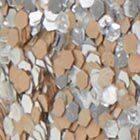 multi metallic glitter