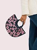 on purpose spade clover circle tote, , s7productThumbnail