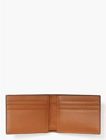 pebbled leather slim billfold, , rr_productgrid