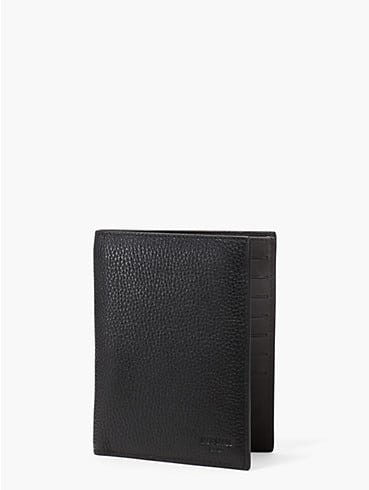 pebbled leather travel wallet, , rr_productgrid