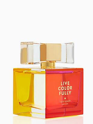 live colorfully 3.4 oz eau de parfum spray by kate spade new york hover view