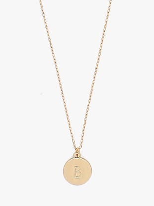 b mini pendant by kate spade new york non-hover view