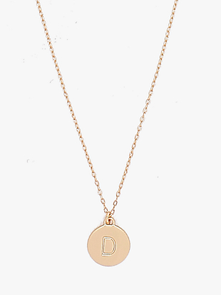 d mini pendant by kate spade new york non-hover view