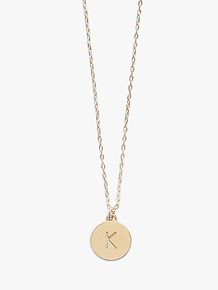 k mini pendant by kate spade new york non-hover view