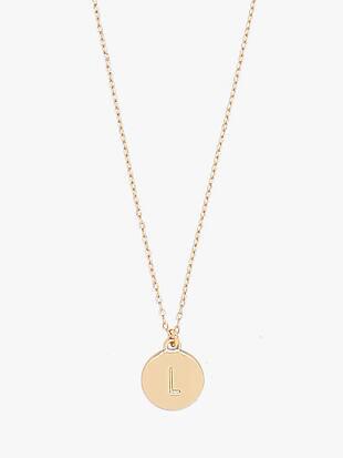 l mini pendant by kate spade new york non-hover view