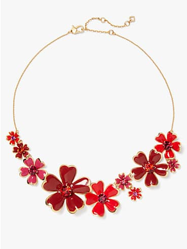 blushing blooms statement necklace, , rr_productgrid